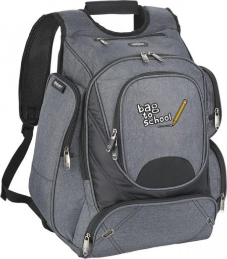 """Proton airport security friendly 17"""" backpack"""