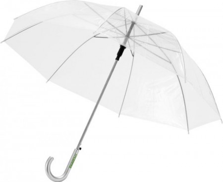 "Kate 23"" transparent automatic umbrella"