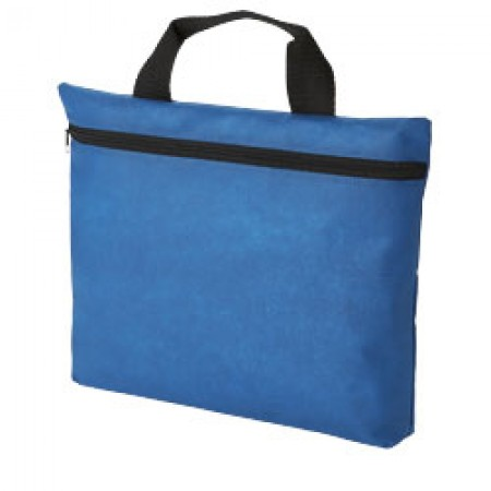 Edison non-woven conference bag, royal blue