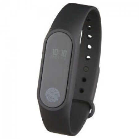 Activity Tracker AT400 Black, solid black / red
